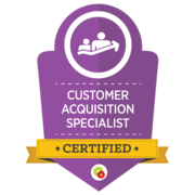 Certified Customer Acquisition Specialist - Call To Actions