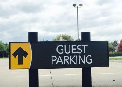 Parking_church_signage
