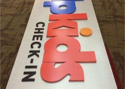 LPkidsCheckIn_church_signage