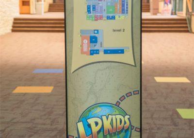 Map_LPkids_signage_church_signage