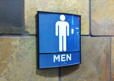 MenRestroom_church_signage