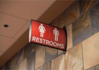 Projecting_restrooms_signage